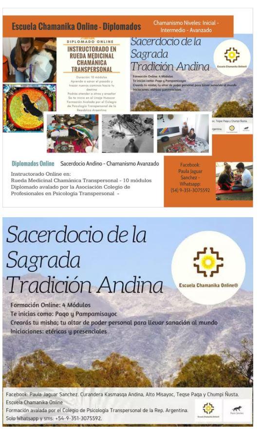 sagrada tradicion andina